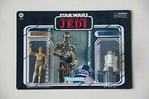 star wars custom the vintage collection double pack / r2d2 & c3po