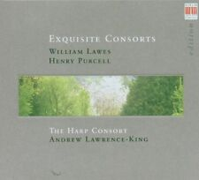 ██ WILLIAM LAWES (*1602) ║ HENRY PURCELL (*1659) ║ Exquisite Consorts