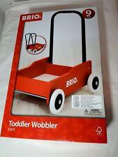 Brio 31373 Toddler Wobbler Rouge - Trotteur - Rareté - Neuf / Emballage
