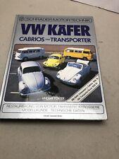 VW Käfer Bus T1 Schrader-Motor-Technik Cabrio Haynes Karman Brezel ovali 1200