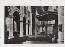 Delft Nieuwe Kerk Netherlands Vintage RP Postcard 964a