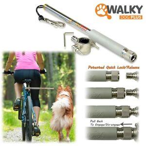 WalkyDog Walky Dog plus Dog Biking Leash Hands free Leash Exerciser