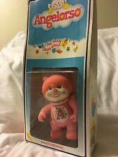 1983 Care Bears Pink (angelorso) Italy poseable mib