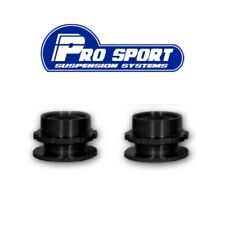 2x Rear Spring Height Adjuster Cups for Coilover Kits Fits Vauxhall Astra H