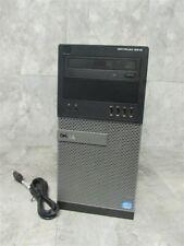 New ListingDell Optiplex 9010 Mt Pc i7-3770 3.4Ghz 16Gb Ram 1Gb Amd Gpu Tested Computer