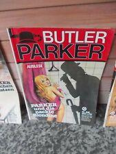 Butler Parker, Heft Nr. 82: Parker und die nackte Blondine