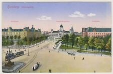 Germany postcard - Hamburg, Holstenplatz