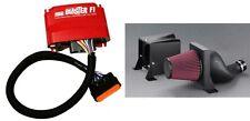 MSD CDI IGINTION + FCI FUEL CUSTOMS INTAKE KIT WITH AIR BOX YAMAHA RAPTOR 700