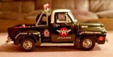Matchbox Collectibles 1953 Ford F-100 Pickup w/Bed Acces. 1:43 Black Diecast