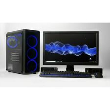 "GAMING PC SET 22"" SCREEN  i5 4th Gen  RTX 2060 16 GB RAM 480 GB SSD  Windows 10"