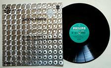 LP Philips 836.892 PIERRE HENRY La Noire à Soixante + Granulométrie