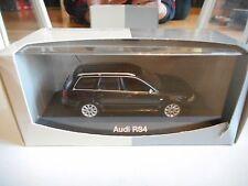 Minichamps Audi RS4 Avant in Black on 1:43 in Box