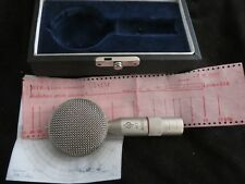 NEUMANN GEFELL M7 CAPSULE FOR CMV563 VINTAGE TUBE BOTTLE MICROPHONES, WITH CASE