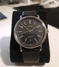 Aristo Bauhaus ETA 2824-2 Swiss Made Automatikuhr automatic wrist watch
