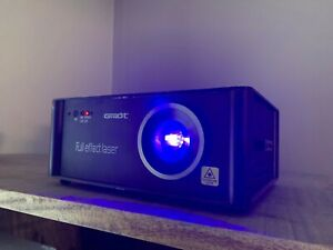 FULL EFFECT LASER - GHOST - Laser Bleu 300 mW et Vert 60 mW