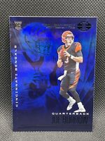 Joe Burrow RC 2020 illusions Blue Sapphire Rookie #5 Cincinnati Bengals Lsu