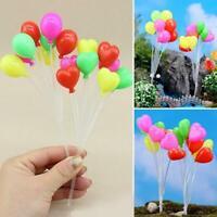 Garden Ornament Miniature Figurine Mini Balloon Plant Fairy Dollhouse-Decor Y8R1