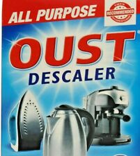 OUST All Purpose Descaler For Kettle Iron Showerhead Limescale Remover & Cleaner