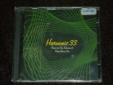 Music for Film, Television and Radio, Vol. 1 by Harmonic 33 (CD, Feb-2005, Warp)