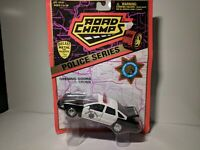 1995 ROAD CHAMPS POLICE SERIES CALIFORNIA HIGHWAY PATROL 1/43 DIECAST POLICE CAR