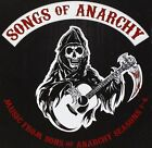 "Songs From "" Sons of Anarchy "" Seasons 1 - 4 CD NEW & SEALED (UK) Tv Soundtrack"