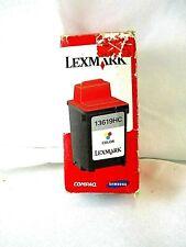 Lexmark 13619HC Tricolor Ink Cartridge Jetprinter 1000 2030 3000 Compaq Samsung