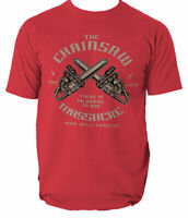 Shirt T Chainsaw S Stihl 5xl Massacre Hoodie Polo Jumper Vest Arborist S-3XL