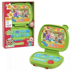 COCOMELON JJ Sing and Learn Laptop Toy FREE SHIPPING Brand New Factory Sealed 🔥