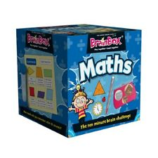 BrainBox Maths Card Game Educational Toys