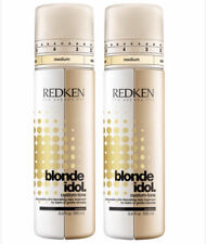 Redken Blonde Idol Custom Tone Adjustable Hair Conditioner Warm Colors 6.6 oz