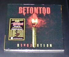 Betontod REVOLUTION limitée digipak Edition CD plus vite expédition