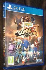 Sonic Forces Playstation 4 PS4 Neuf Scellé UK Gratuit p&p UK PAL