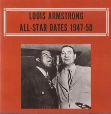 Louis Armstrong - All Star Dates 1947-1950 (CD 2011) NEW/SEALED
