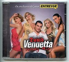 "CD  / NEUF SOUS BLISTER / DAVID VENDETTA ""VENDETTA"" FREAKY MIX /"