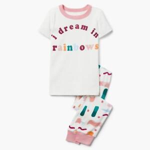 NWT Gymboree Girls Gymmies Dream Team Unicorn Pajama Set many sizes