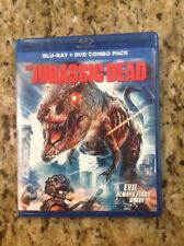 The Jurassic Dead (Blu-ray/DVD) Authentic US Release -