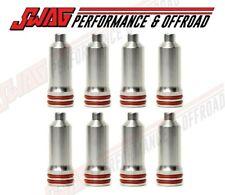 01 04 Gm 66 66l Lb7 Duramax Diesel Engine Oe Fuel Injector Cup Sleeve Set 8