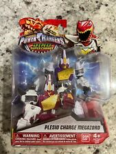 Power Rangers Plesio Charge Megazord - NEW IN BOX
