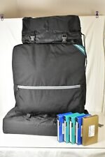 Body Support Systems 5pc BodyCushion plus Adjuster Caddy/Armrests/Backpack/T apes