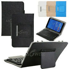 US For Amazon Kindle Fire HD 7 8 10 Tablet 2015~2020 Leather Keyboard Case Cover