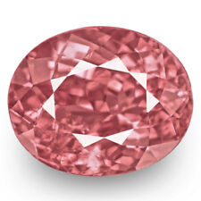 IGI Certified TAJIKISTAN Spinel 1.95 Cts Natural Untreated Lustrous Pink Oval