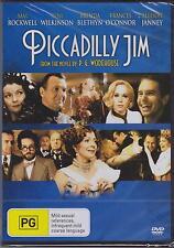 PICCADILLY JIM - SAM ROCKWELL TOM WILKINSON - BRENDA BLETHYN  - DVD - NEW
