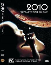 2010 THE YEAR WE MAKE CONTACT DVD=REGION 4 AUSTRALIAN RELEASE=NEW AND SEALED