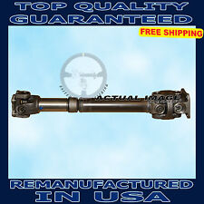 1999-2004 Land Rover Discovery Front Drive Shaft Assembly