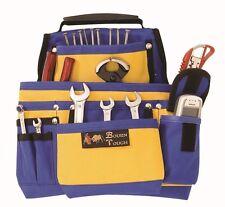 10 Pocket Contractors Tool Pouch Bag