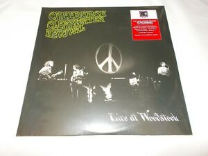 double 33 tours creedence clearwater revival live at woodstock neuf et emballé