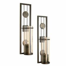 Metal Wall Mounted Candle Sconces