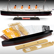 ACADEMY R.M.S. TITANIC Multi Color Parts MODEL Express Shipping Boat Toy