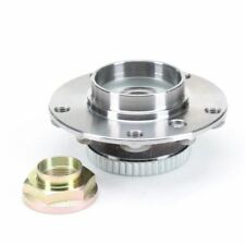 BMW 3 Series E46 1998-2005 Front Hub Wheel Bearing Kit Inc ABS Ring