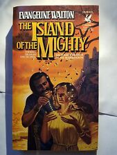 The Island of the Mighty by Evangeline Walton (1979, Paperback) E-77